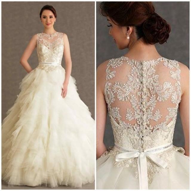 Veluz Bride Gown Vivian Is Sooooo Harthart