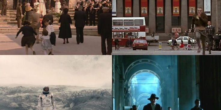 Cinema και ταξίδια