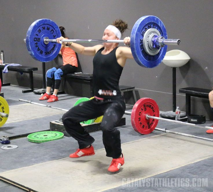 A Different Thought About Snatch Technique: Keeping the Bar Close by Matt Foreman - Olympic Weightlifting - Catalyst Athletics - Olympic Weightlifting