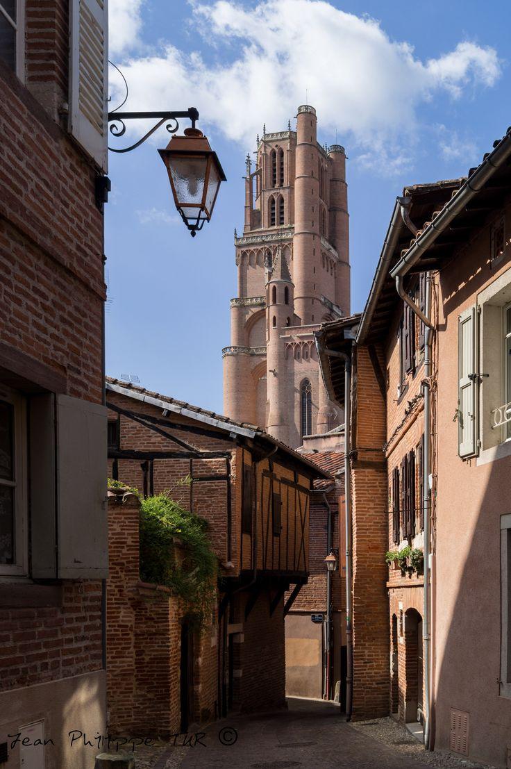 Sainte-Cecile Cathedral II, Midi-Pyrenees, Albi_ France