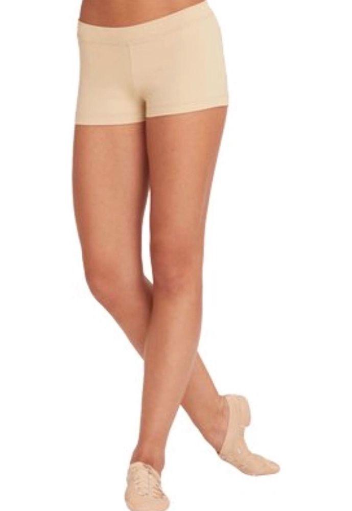 c668e92a7bf6d Capezio Dance Women's Boy Cut Lowrise Short (2 Pair) Nude Large #fashion  #clothing #shoes #accessories #womensclothing #intimatessleep (ebay link)