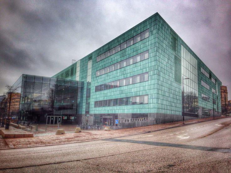 Modern architecture. Helsinki. Finland