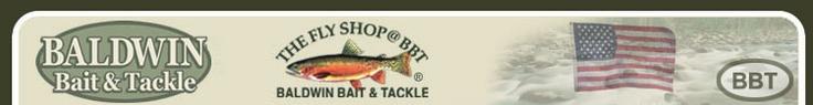 FISHBALDWIN.COM - Baldwin Bait and Tackle, The Fly Shop at BBT