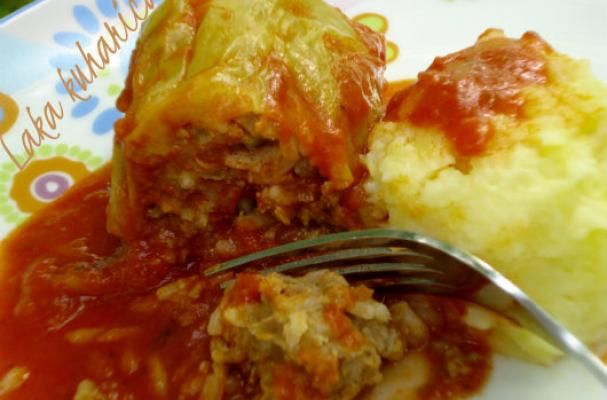 Croatian stuffed peppers #croatian #food #recipes www.casademar.com