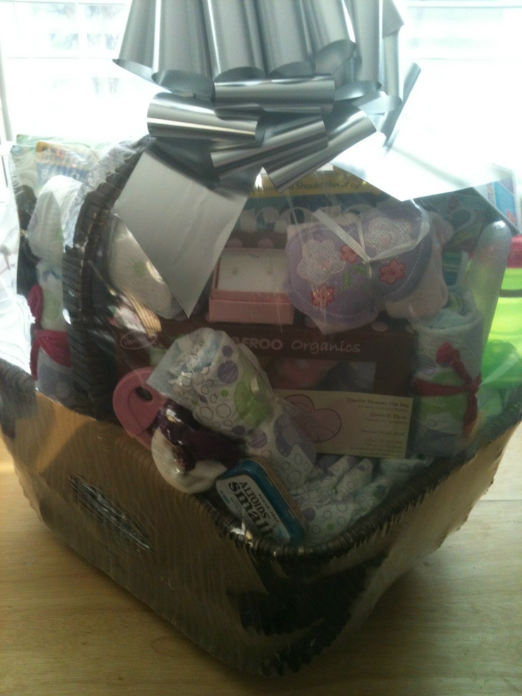 New Mom Gift Basket!