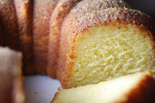 From Scratch Rum Cake Recipe (Homemade Tortuga Rum Cake Copycat) | Always Order Dessert