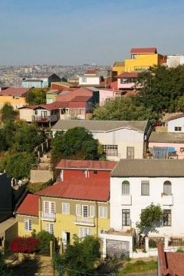 Valparaiso. CHILE.