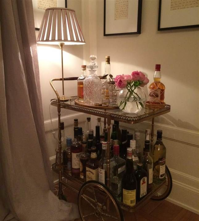 Amanda Schulman - drinkvagn