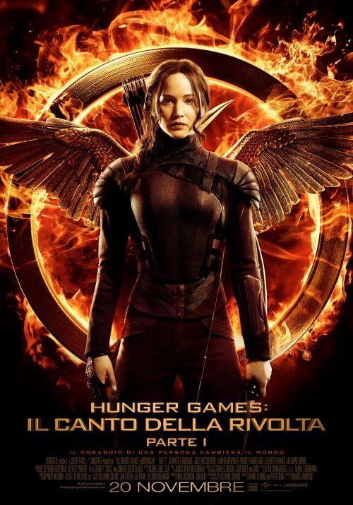 Hunger Games - Il canto della rivolta - Parte I
