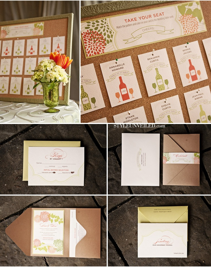 wedding invitations for less than dollar%0A Seating chart   nice invites at bottom