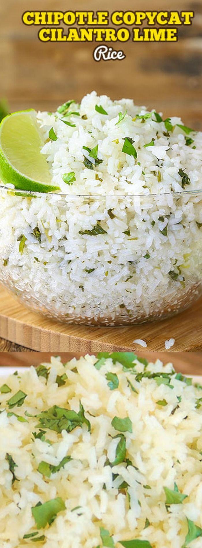 best 25 copycat chipotle rice ideas on pinterest