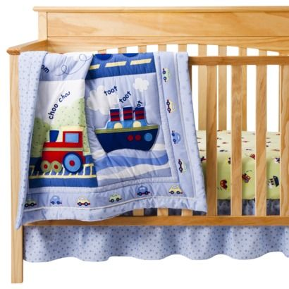 Travel Time Bedding Set: Nurseries Decor, Baby Fever, Travel Time, Baby Baby, Nurseries Beds, Baby Boys, Pieces Beds, Beds Sets, Baby Stuff
