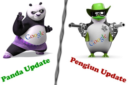 How to Recover From the Google Panda and Penguin Update