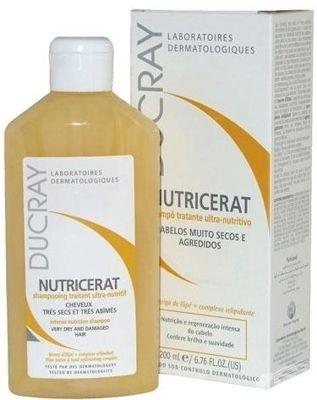 Ducray Nutricerat Şampuan 200 ml.