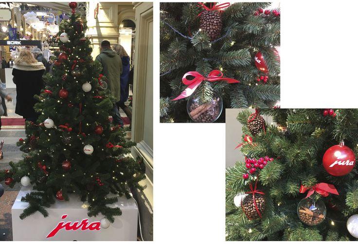 Как украшают елки в ГУМе — несколько модных идей - Ярмарка Мастеров - ручная работа, handmade