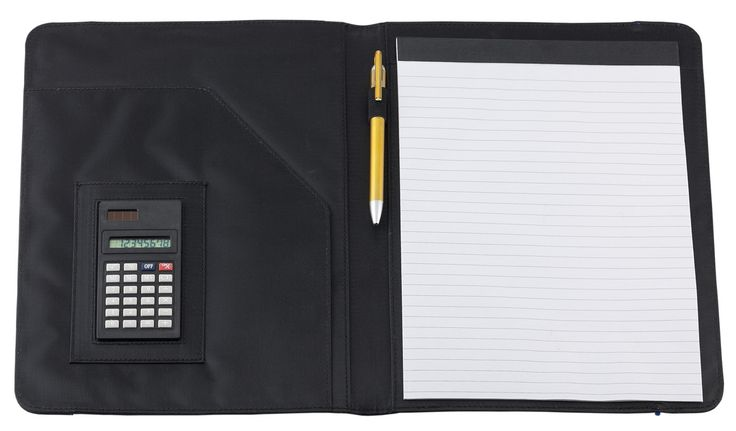 Ya disponible!!  Carpeta Estuche Portafolio A4 Crown Calculadora 8 digitos - Negro/Azul https://www.compranet.com.co/oficina/9445-cpn-02657-01-carpeta-estuche-portafolio-a4-crown-calculadora-8-digitos-negro-azul.html
