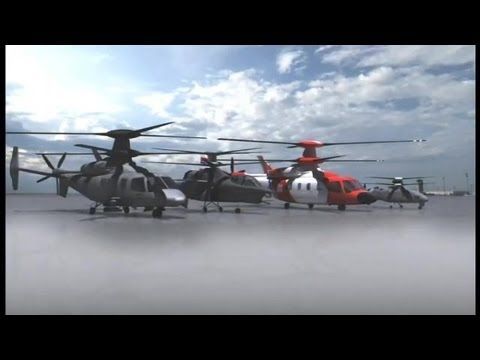 ▶ Sikorsky - S-97 Raider X2 Technology Family Of Helicopters SAR & Combat Simulation [360p] - YouTube