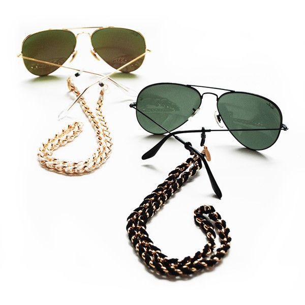 Braid up your sunnies!! Sintillia sunglass straps - Boho Braids.