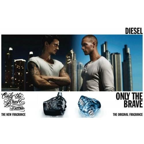 20 best fragrances advertisments images on pinterest advertising only the brave tatoo only the brave diesel sciox Choice Image
