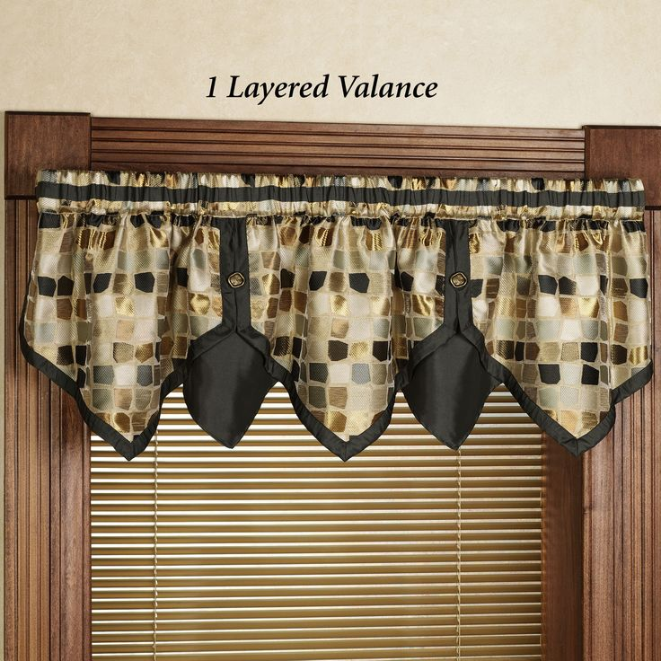 28 Best Curtains And Valances Images On Pinterest