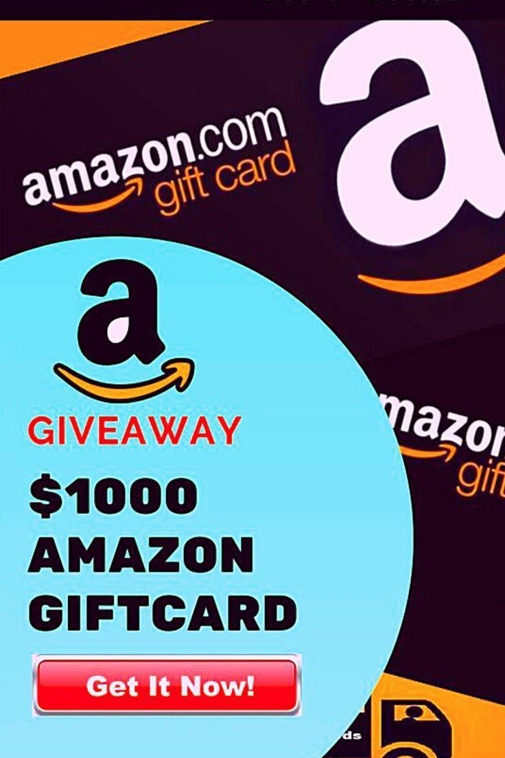 Free Amazon Gift Card 1000 Amazon Gift Card Free Amazon Gift Cards Free Gift Card Generator