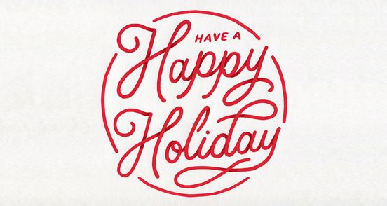 Have a Happy Holiday   Logo Design   The Design Inspiration