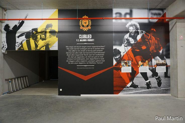 Verbouwingsupdate | KV Mechelen