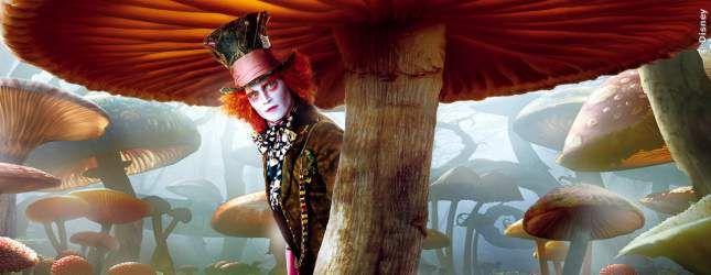 Die Fortsetzung mit Johnny Depp und Sacha Baron Cohen wird noch besser als Teil 1! Wahnsinniger NEUER TRAILER zu Alice Im Wunderland 2 - Hinter Den Spiegeln ➠ https://go.film.tv/Alice2
