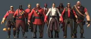 Classes - Official TF2 Wiki | Official Team Fortress Wiki