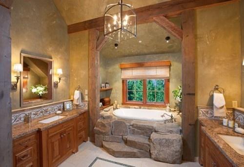Look at that tub!