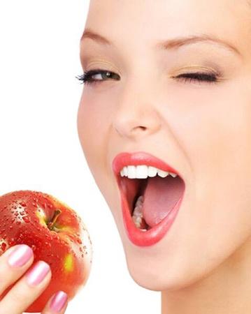 Μάσκα προσώπου με μήλο και κανέλα για καθαρό πρόσωπο -  Face mask with apple and cinnamon for clean face www.enter2life.gr