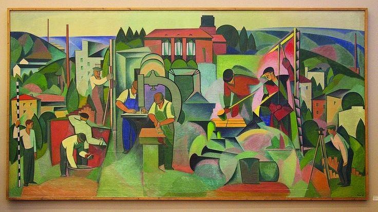 Unto Pusa: Kaupunki nousee (1954)