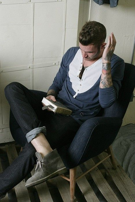 Men's style - I Like