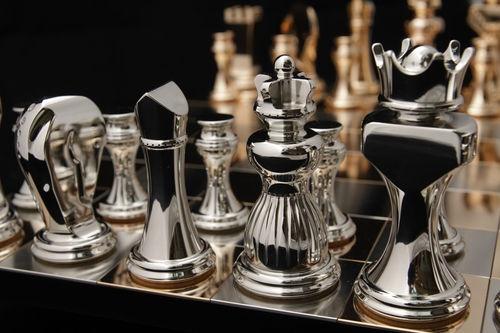 Really nice high quality chess set | Things I like | Pinterest
