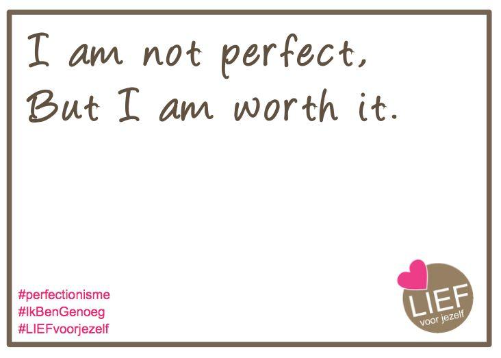 """Op maandag 26 januari de eerste inspiratie- en schrijfworkshop van een reeks van drie. Het thema van deze serie avonden is perfectionisme, of """"Ik ben Genoeg""""! Met hoofdletter G. Kom je meeschrijven in Haarlem? Info en aanmelden via: www.liefvoorjezelf.nu (zie workshops)  #perfectionisme #IkBenGenoeg #LIEFvoorjezelf <3 <3 <3"""