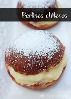 Mi Diario de Cocina | Berlines chilenos | http://www.midiariodecocina.com/
