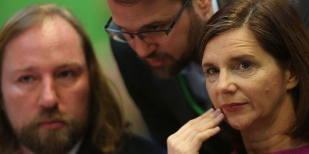 Katrin Göring-Eckardt erklärt in einem Interview, wie die Grünen die AfD im Bundestag kaltstellen wollen