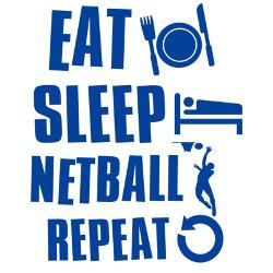 Netball Dedication #netball #sports #quote