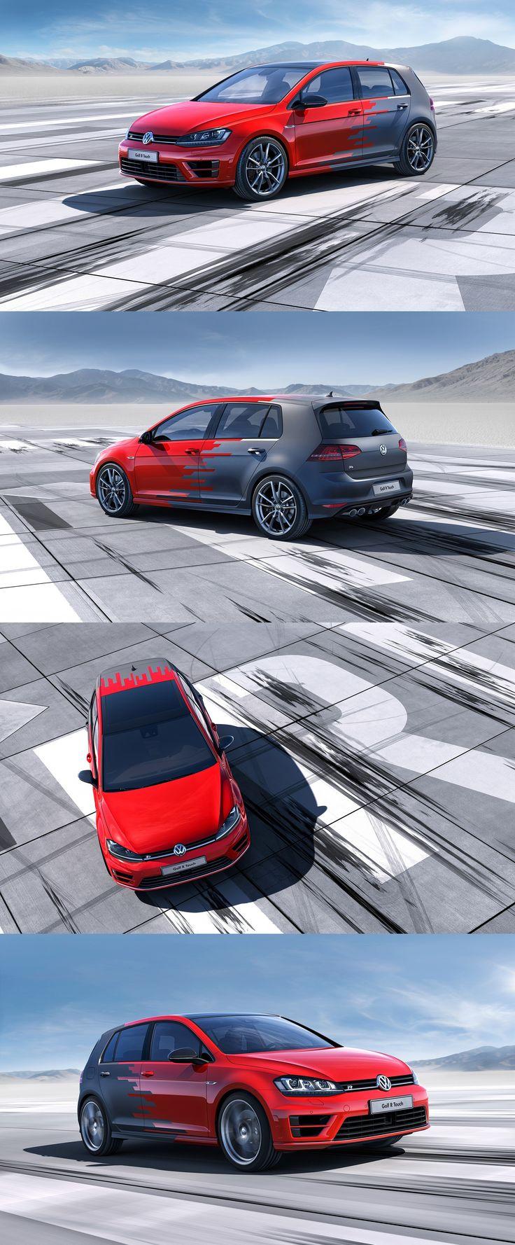 Volkswagen Golf R Touch Wrap. Www.ufx.dk