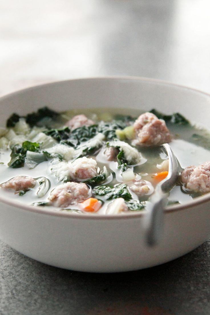 Italian Sausage, White Bean, and Kale Soup Recipe   POPSUGAR Food