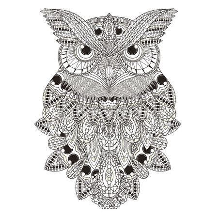 Más de 1000 ideas sobre Dibujos De Tatuaje De Búho en Pinterest ...