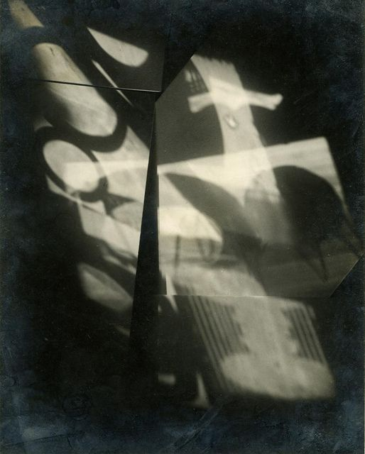 [ F ] Jaromír Funke - Untitled (Light Abstraction) (1929)   Flickr: partage de photos!