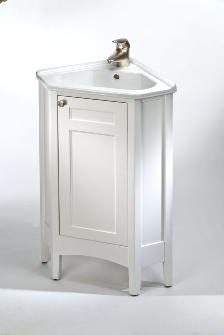 "Small Corner Toilets | Empire Industries - BILTMORE 15"" Small Corner Vanity - BCW ..."