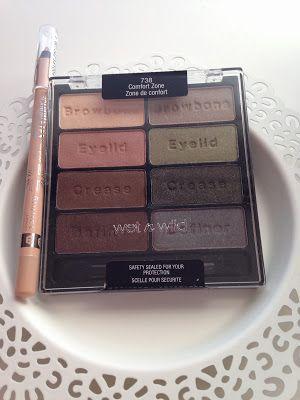 Yurtdışı İnternet Kozmetik Alışverişim. alışveriş makyaj blog blogger far eyeshadow wetnwild
