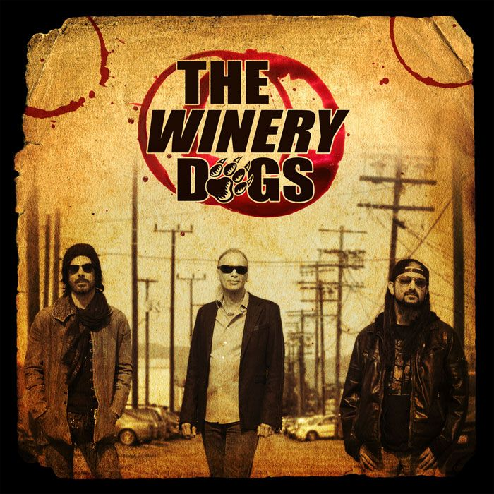 Loud And Proud Records | The Winery Dogs (Mike Portnoy, Billy Sheehan, and Ritchie Kotzen) launch USA Headline Tour October 3rd!