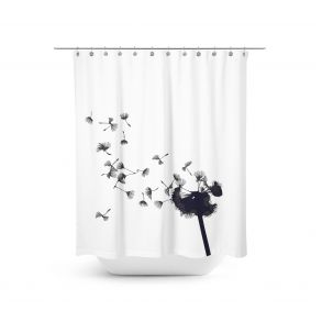 Dandelion - Shower curtain