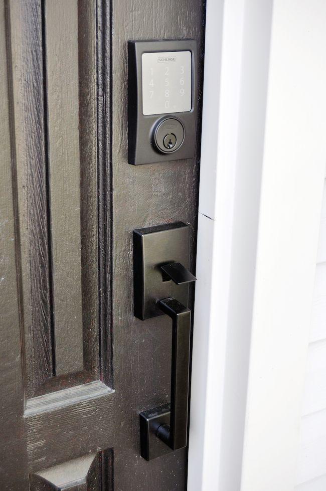 Fall Front Porch Decor Front Door Hardware Black Front Doors