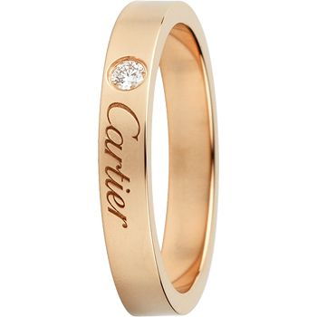 Cartier(カルティエ)のマリッジリング