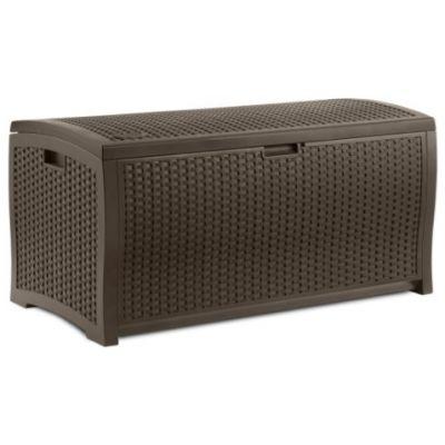 73-Gallon Suncast Deck Box