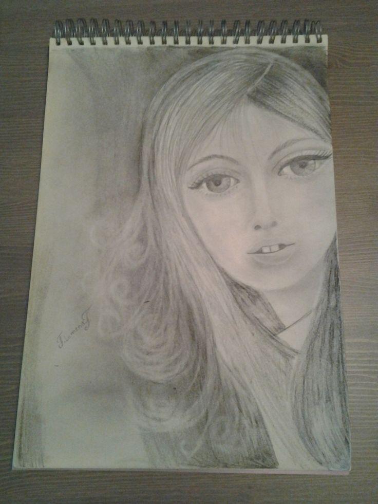 pencil draw